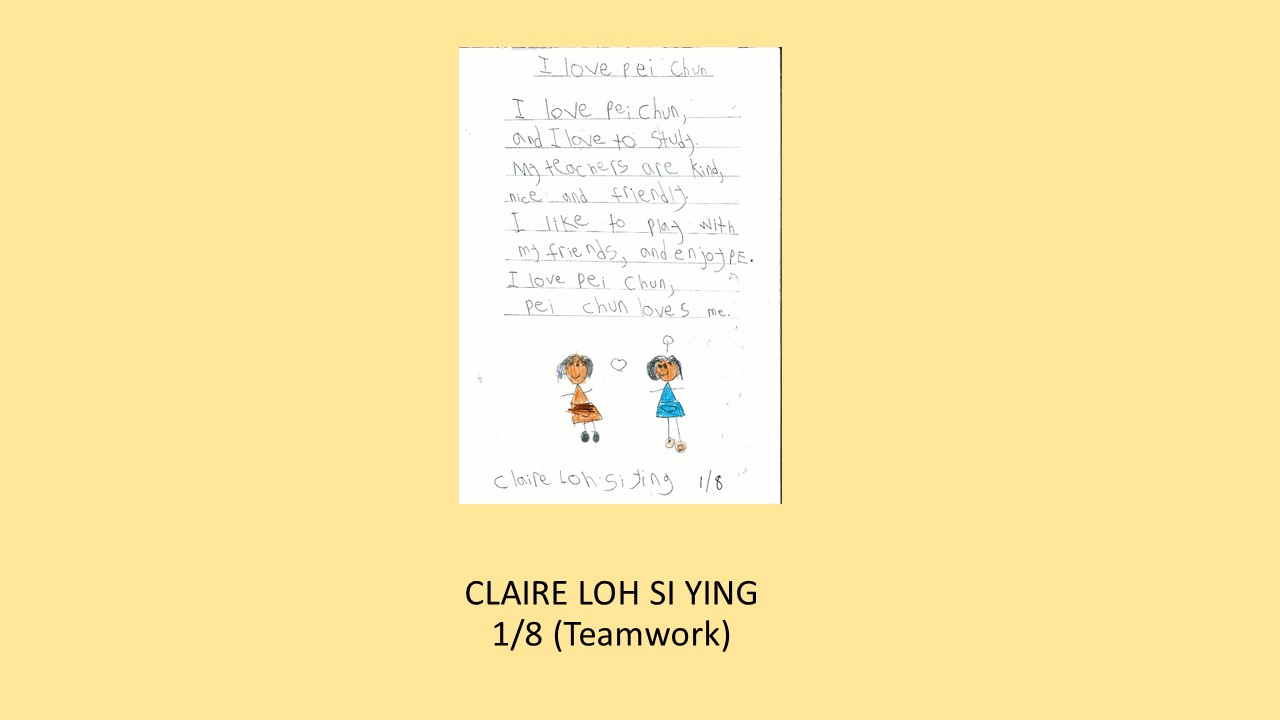 Claire Loh Si Ying